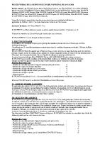 CR Conseil Municipal du 26 MAI 2020