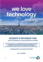 Dossier Information sur l'implantation antenne Bouygues pages 1 a 8